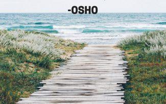motivation thought osho