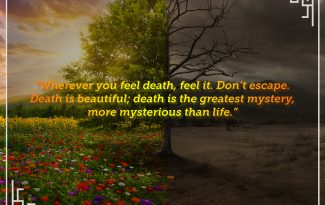 Osho Quotes on Life & Death